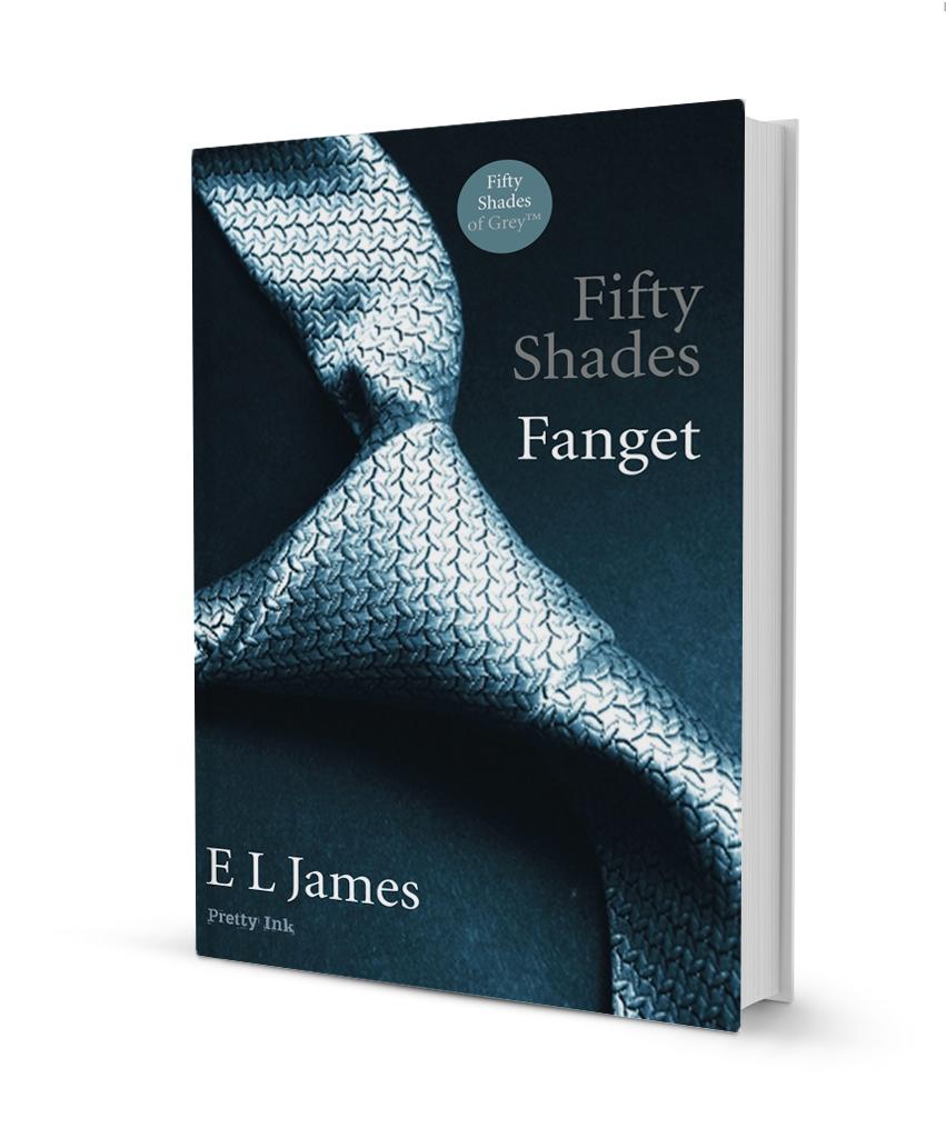 fifty shades of grey bøger på engelsk